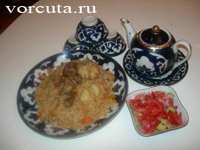 Узбекский плов (рецепт приготовления с фотографиями)